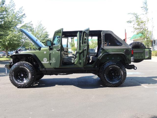 "2008 Jeep Wrangler Unlimited Rubicon 4DR 4WD SoundSystem / LIFTED 35 "" - Photo 10 - Portland, OR 97217"