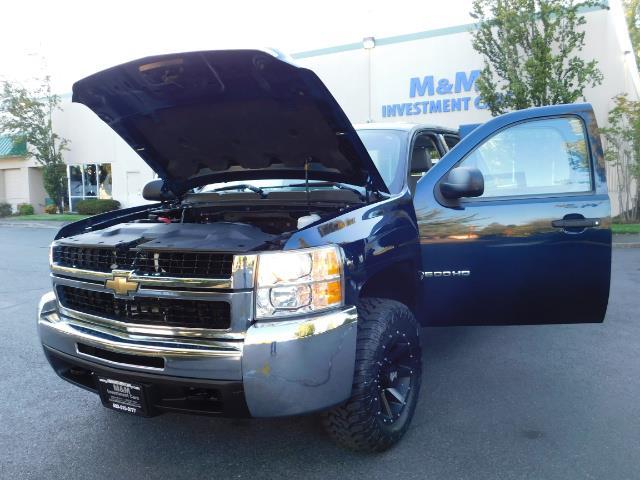 2008 Chevrolet Silverado 2500 LS / Crew Cab / 2WD / 81K MILES / Excel Cond - Photo 25 - Portland, OR 97217