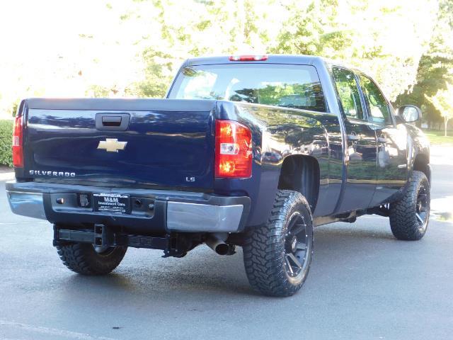 2008 Chevrolet Silverado 2500 LS / Crew Cab / 2WD / 81K MILES / Excel Cond - Photo 8 - Portland, OR 97217