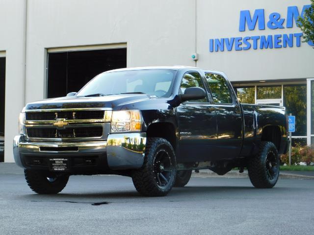 2008 Chevrolet Silverado 2500 LS / Crew Cab / 2WD / 81K MILES / Excel Cond - Photo 40 - Portland, OR 97217