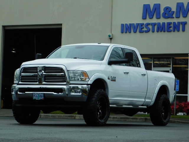 2014 Ram 2500 4X4 CUMMINS / LEATHER / LIFTED / 25K MILES !! - Photo 42 - Portland, OR 97217