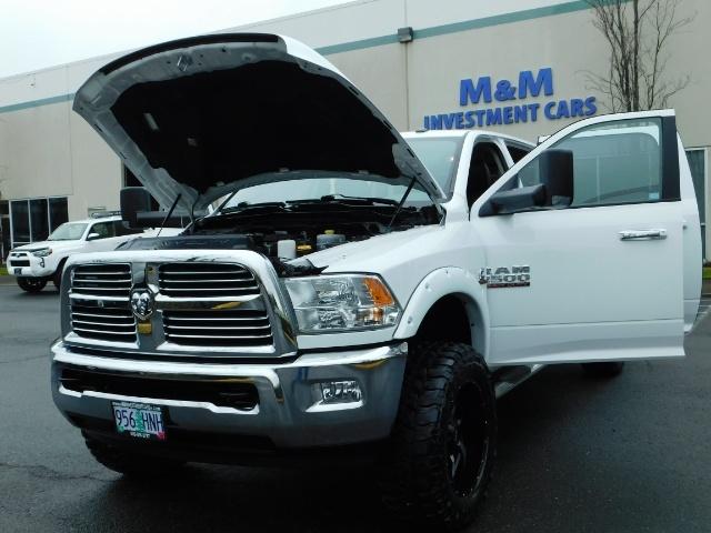 2014 Ram 2500 4X4 CUMMINS / LEATHER / LIFTED / 25K MILES !! - Photo 33 - Portland, OR 97217