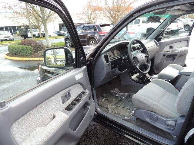 1999 Toyota 4Runner SPORT 4X4 V6 3.4L/ REAR DIFFERENTIAL LOCK / LIFTED - Photo 13 - Portland, OR 97217