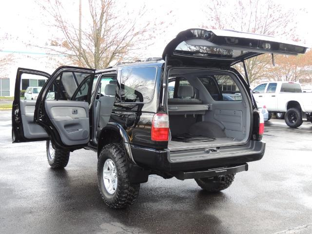1999 Toyota 4Runner SPORT 4X4 V6 3.4L/ REAR DIFFERENTIAL LOCK / LIFTED - Photo 39 - Portland, OR 97217