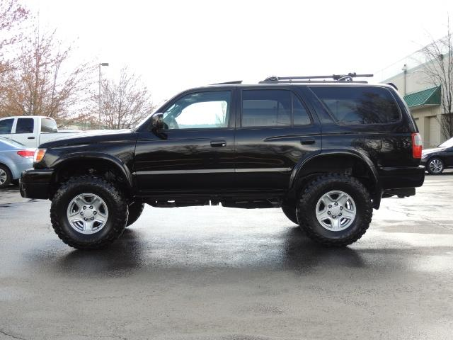 1999 Toyota 4Runner SPORT 4X4 V6 3.4L/ REAR DIFFERENTIAL LOCK / LIFTED - Photo 3 - Portland, OR 97217