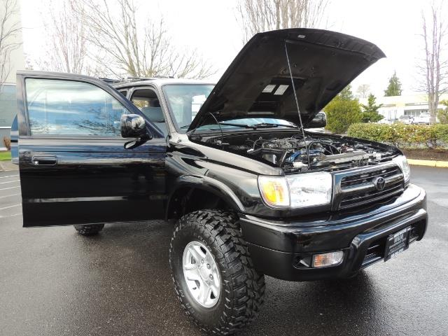 1999 Toyota 4Runner SPORT 4X4 V6 3.4L/ REAR DIFFERENTIAL LOCK / LIFTED - Photo 45 - Portland, OR 97217