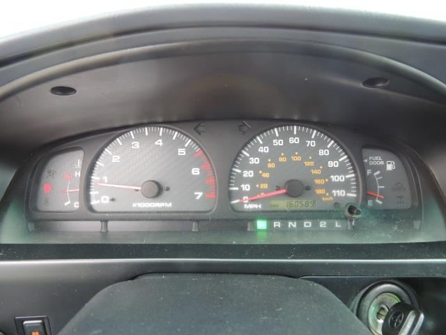 1999 Toyota 4Runner SPORT 4X4 V6 3.4L/ REAR DIFFERENTIAL LOCK / LIFTED - Photo 32 - Portland, OR 97217