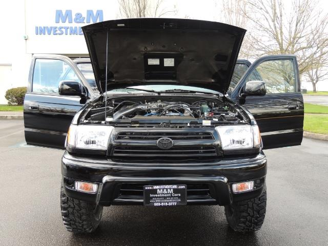 1999 Toyota 4Runner SPORT 4X4 V6 3.4L/ REAR DIFFERENTIAL LOCK / LIFTED - Photo 44 - Portland, OR 97217