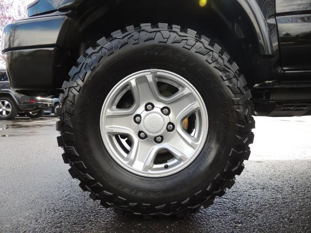 1999 Toyota 4Runner SPORT 4X4 V6 3.4L/ REAR DIFFERENTIAL LOCK / LIFTED - Photo 22 - Portland, OR 97217