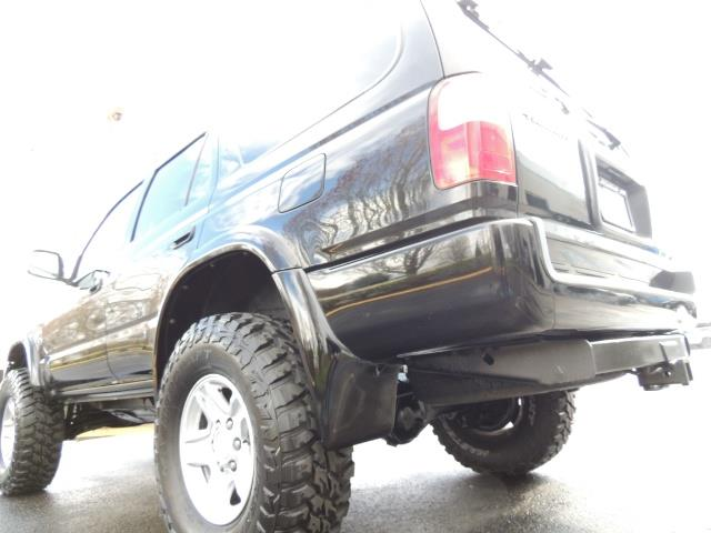 1999 Toyota 4Runner SPORT 4X4 V6 3.4L/ REAR DIFFERENTIAL LOCK / LIFTED - Photo 12 - Portland, OR 97217
