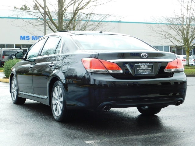 2011 Toyota Avalon Limited NAVi / Rear CAM / Heated Leather / 1-Owner - Photo 7 - Portland, OR 97217