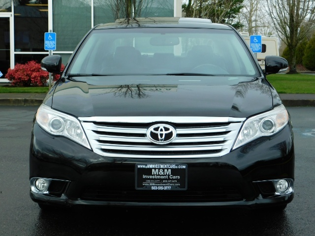 2011 Toyota Avalon Limited NAVi / Rear CAM / Heated Leather / 1-Owner - Photo 5 - Portland, OR 97217