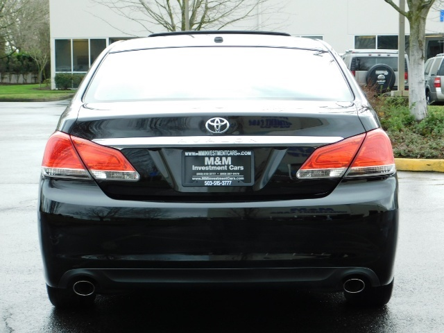 2011 Toyota Avalon Limited NAVi / Rear CAM / Heated Leather / 1-Owner - Photo 6 - Portland, OR 97217