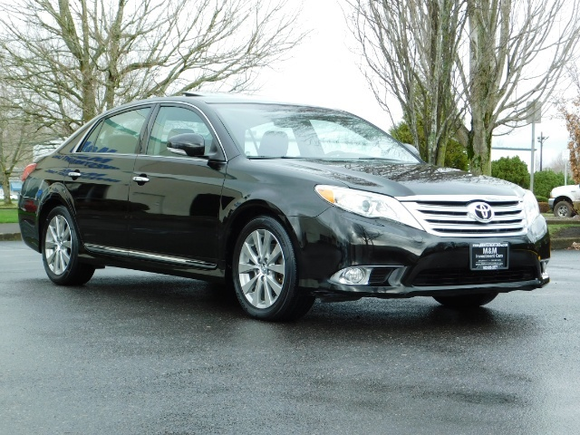 2011 Toyota Avalon Limited NAVi / Rear CAM / Heated Leather / 1-Owner - Photo 2 - Portland, OR 97217