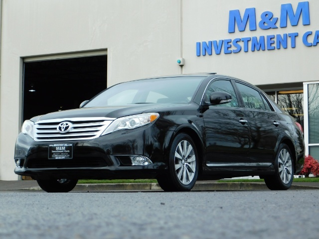2011 Toyota Avalon Limited NAVi / Rear CAM / Heated Leather / 1-Owner - Photo 44 - Portland, OR 97217