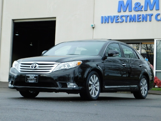 2011 Toyota Avalon Limited NAVi / Rear CAM / Heated Leather / 1-Owner - Photo 45 - Portland, OR 97217