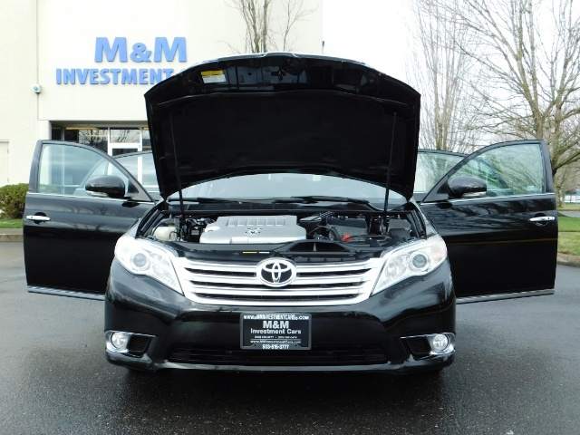 2011 Toyota Avalon Limited NAVi / Rear CAM / Heated Leather / 1-Owner - Photo 31 - Portland, OR 97217