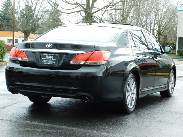 2011 Toyota Avalon Limited NAVi / Rear CAM / Heated Leather / 1-Owner - Photo 8 - Portland, OR 97217