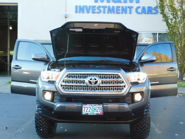 2016 Toyota Tacoma TRD Sport 4X4 / NAVi / CAM / MOON ROOF / LIFTED !! - Photo 30 - Portland, OR 97217