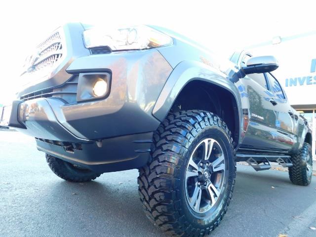 2016 Toyota Tacoma TRD Sport 4X4 / NAVi / CAM / MOON ROOF / LIFTED !! - Photo 9 - Portland, OR 97217