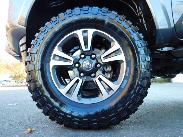 2016 Toyota Tacoma TRD Sport 4X4 / NAVi / CAM / MOON ROOF / LIFTED !! - Photo 23 - Portland, OR 97217