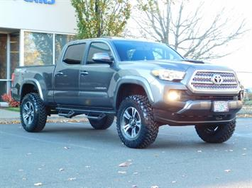 2016 Toyota Tacoma TRD Sport 4X4 / NAVi / CAM / MOON ROOF / LIFTED !! Truck