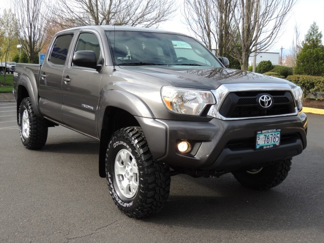 2013 toyota tacoma v6 double cab 4x4 lifted. Black Bedroom Furniture Sets. Home Design Ideas