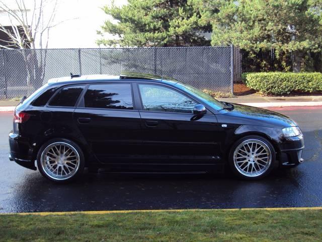 Audi A T Sport Kit - Audi a3 wagon