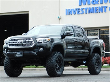 2017 Toyota Tacoma TRD Off-Road 4x4 / CRAWL CONTROL / 6 Inch LIFTED