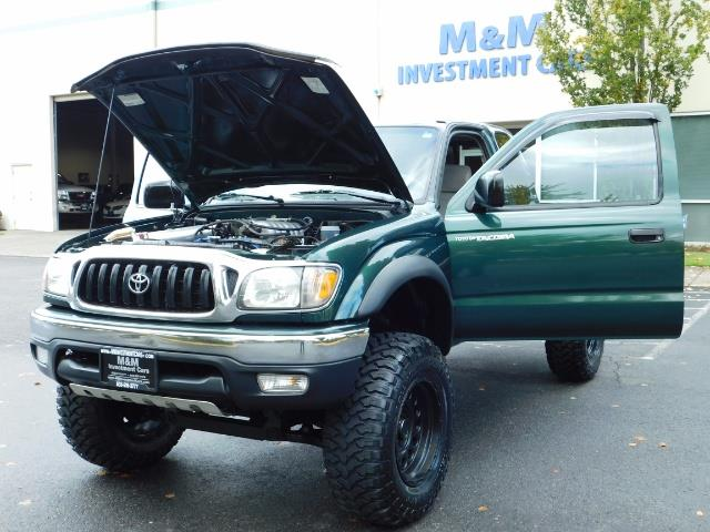 "2003 Toyota Tacoma V6 2dr Xtracab 4WD TRD LIFTED / 33 ""Mud - Photo 25 - Portland, OR 97217"