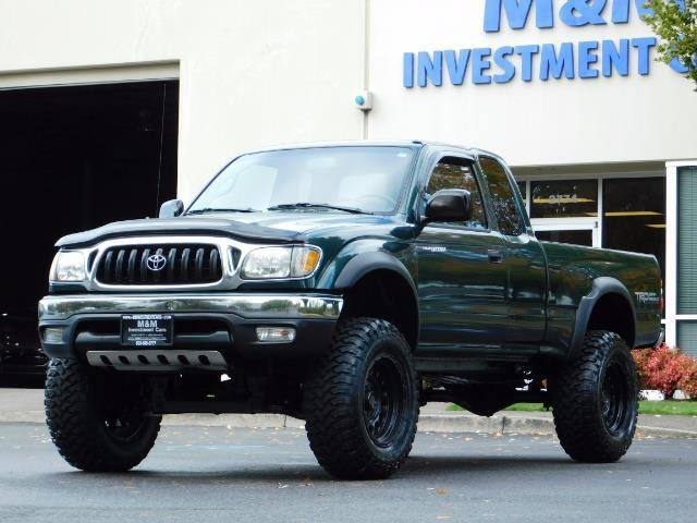 "2003 Toyota Tacoma V6 2dr Xtracab 4WD TRD LIFTED / 33 ""Mud - Photo 1 - Portland, OR 97217"