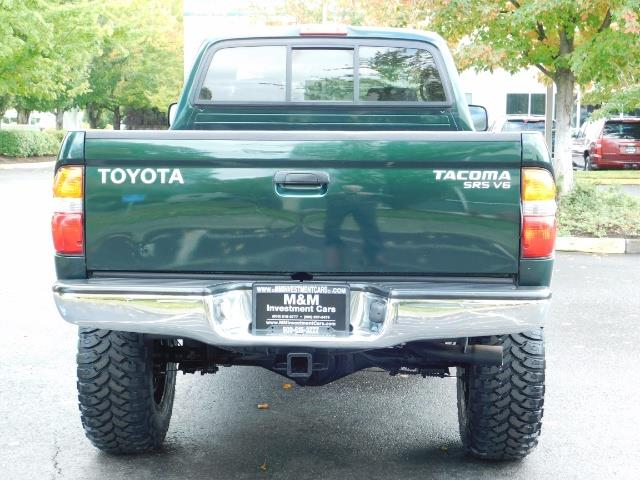 "2003 Toyota Tacoma V6 2dr Xtracab 4WD TRD LIFTED / 33 ""Mud - Photo 7 - Portland, OR 97217"