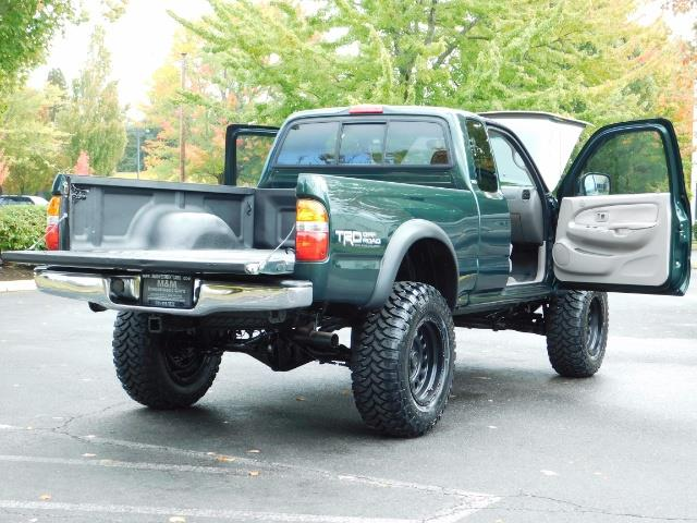 "2003 Toyota Tacoma V6 2dr Xtracab 4WD TRD LIFTED / 33 ""Mud - Photo 11 - Portland, OR 97217"