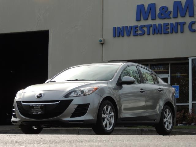 2010 Mazda Mazda3 i Touring / Sedan / Sunroof / Premium Sound - Photo 41 - Portland, OR 97217
