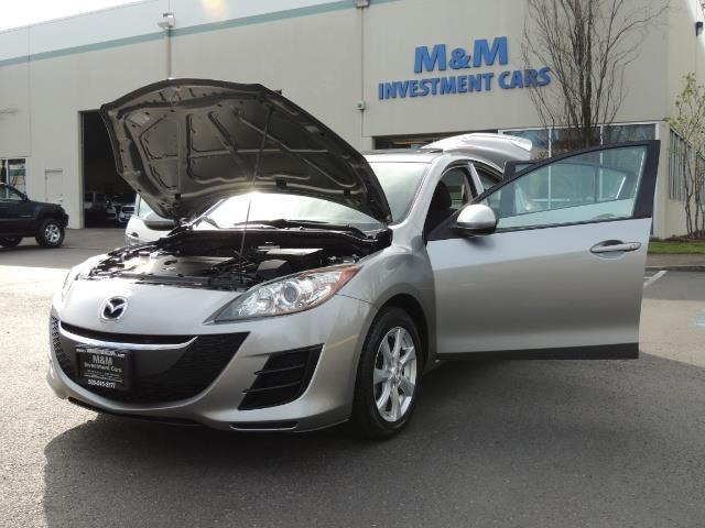 2010 Mazda Mazda3 i Touring / Sedan / Sunroof / Premium Sound - Photo 25 - Portland, OR 97217