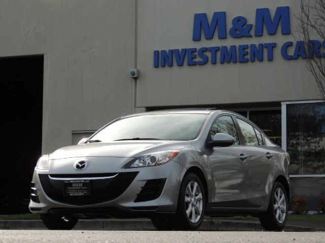 2010 Mazda Mazda3 i Touring / Sedan / Sunroof / Premium Sound - Photo 43 - Portland, OR 97217