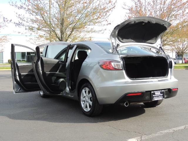 2010 Mazda Mazda3 i Touring / Sedan / Sunroof / Premium Sound - Photo 27 - Portland, OR 97217