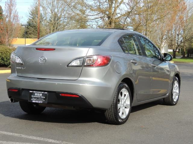 2010 Mazda Mazda3 i Touring / Sedan / Sunroof / Premium Sound - Photo 8 - Portland, OR 97217