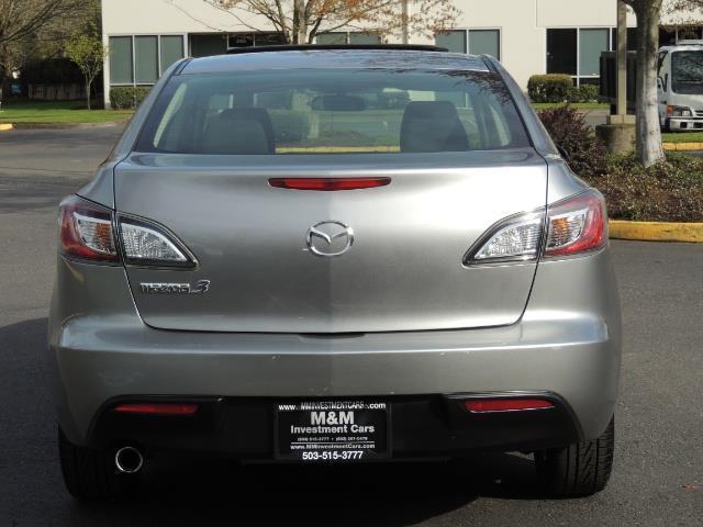2010 Mazda Mazda3 i Touring / Sedan / Sunroof / Premium Sound - Photo 6 - Portland, OR 97217