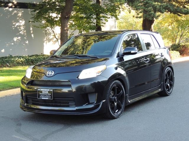 2008 scion xd hatchback 5 speed manual trd rims many. Black Bedroom Furniture Sets. Home Design Ideas