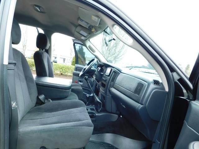 2004 Dodge Ram 2500 SLT 4X4 / Diesel 5.9L Cummins / 6 Speed / LIFTED - Photo 17 - Portland, OR 97217