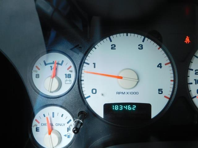 2004 Dodge Ram 2500 SLT 4X4 / Diesel 5.9L Cummins / 6 Speed / LIFTED - Photo 22 - Portland, OR 97217