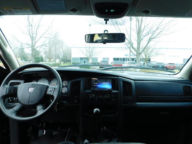 2004 Dodge Ram 2500 SLT 4X4 / Diesel 5.9L Cummins / 6 Speed / LIFTED - Photo 28 - Portland, OR 97217