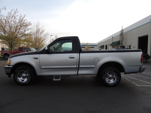 97 ford f150 long bed