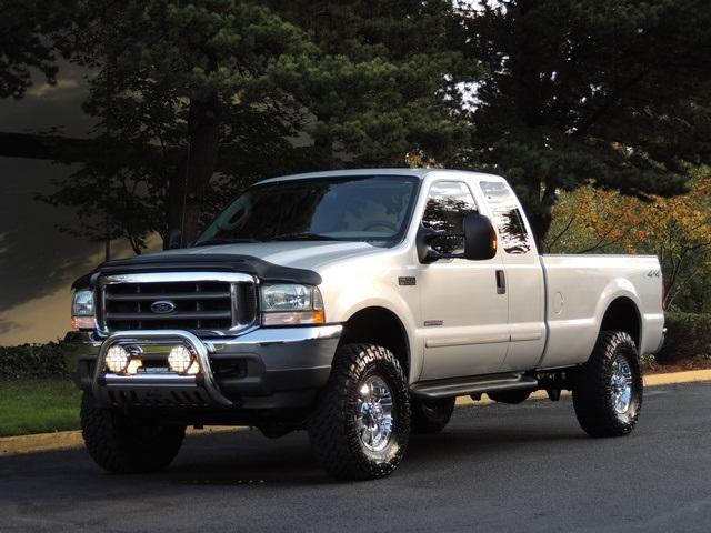 2003 ford f-250 super duty xlt/4x4 /6.0l diesel/ 74k miles/ lifted