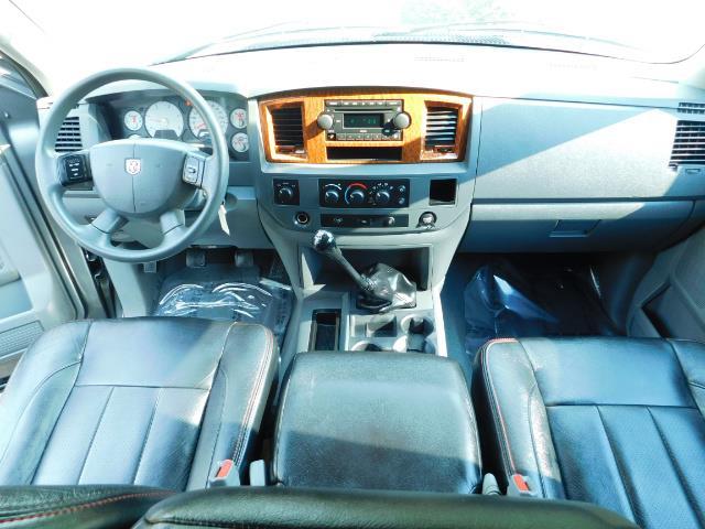 2006 Dodge Ram 2500 SLT Mega Cab / 4X4 / 5.9L DIESEL/ 6-SPEED /Leather - Photo 18 - Portland, OR 97217