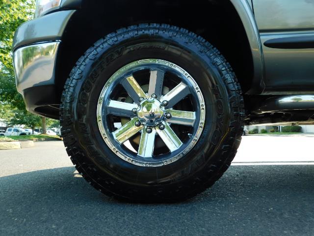 2006 Dodge Ram 2500 SLT Mega Cab / 4X4 / 5.9L DIESEL/ 6-SPEED /Leather - Photo 23 - Portland, OR 97217
