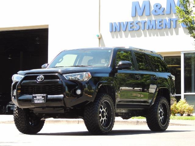 2016 Toyota 4Runner 4X4 3RD SEAT / CAM / WARRANTY / XD WHEELS / LIFTED - Photo 1 - Portland, OR 97217