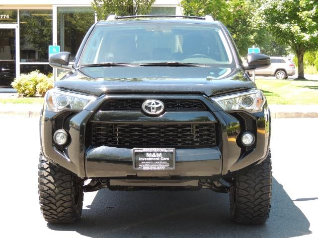 2016 Toyota 4Runner 4X4 3RD SEAT / CAM / WARRANTY / XD WHEELS / LIFTED - Photo 5 - Portland, OR 97217