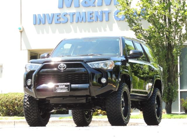 2016 Toyota 4Runner 4X4 3RD SEAT / CAM / WARRANTY / XD WHEELS / LIFTED - Photo 43 - Portland, OR 97217